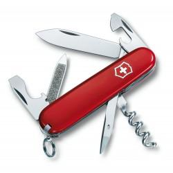 0.3802 Нож Victorinox Sportsman красный