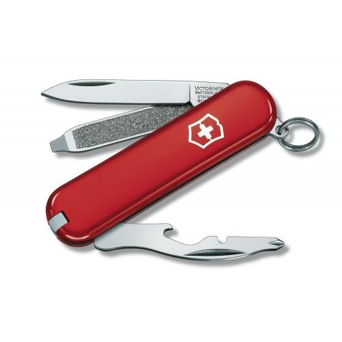 0.6163 Нож Victorinox Rally красный