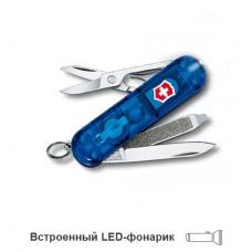 0.6228.T2 Нож-брелок SwissLite Sapphire