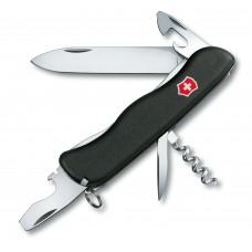 0.8353.3 Нож Victorinox Nomad чёрный