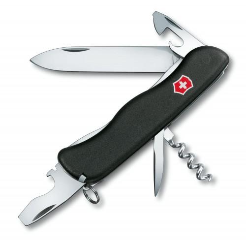 0.8353.3 Нож Victorinox Picknicker чёрный