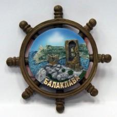 Магнит керамический Балаклава №105