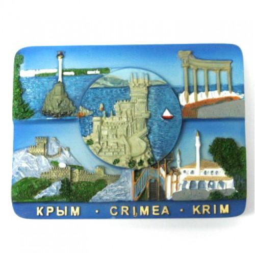 Магнит керамический Крым №51