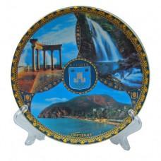 Тарелка Алушта №10197