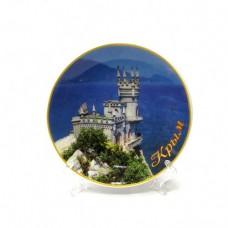 Тарелка Крым №15036A (10 см)