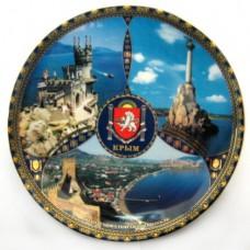 Тарелка Крым №10192