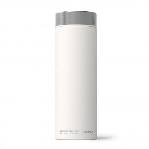 Модный термос Asobu Le Baton белый