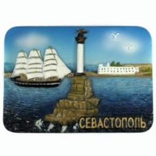 Магнит керамический Севастополь №31