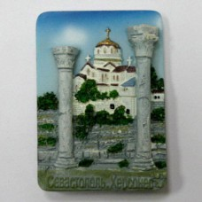 Магнит керамический Севастополь №18