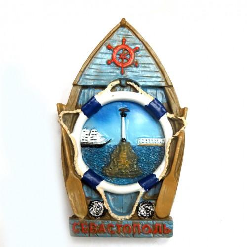 Магнит Севастополь №126