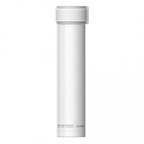 Мини-термос Asobu Skinny mini (0,23 литра) белый