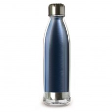 Бутылка Asobu Viva La Vie (0,54 литра) синяя
