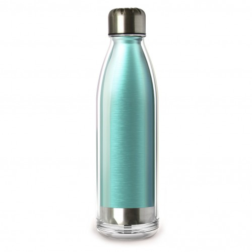 Бутылка Asobu Viva La Vie (0,54 литра) бирюзовая