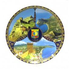 Тарелка Судак №10196