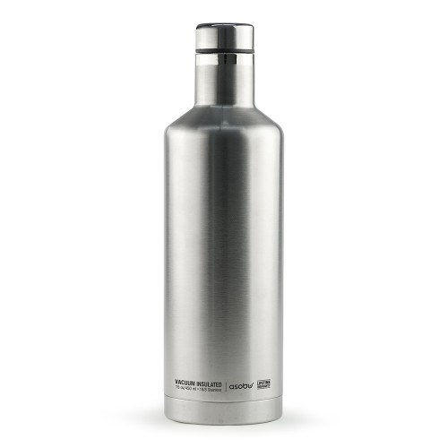 Термос-бутылка Asobu Times square (0,45 литра) стальная
