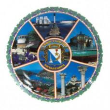 Тарелка Севастополь №3188
