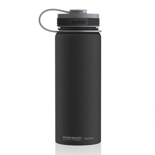 Термос Asobu Alpine flask (0,530 литра) черный