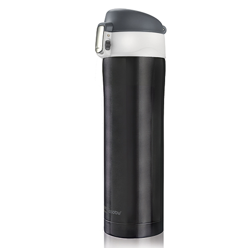 Термокружка Asobu Diva cup (0,45 литра) серая