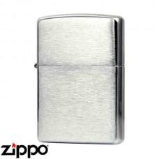 Zippo 200 Brushed Chrome
