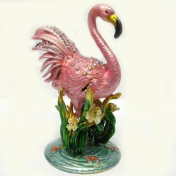 Шкатулка Фламинго 1881