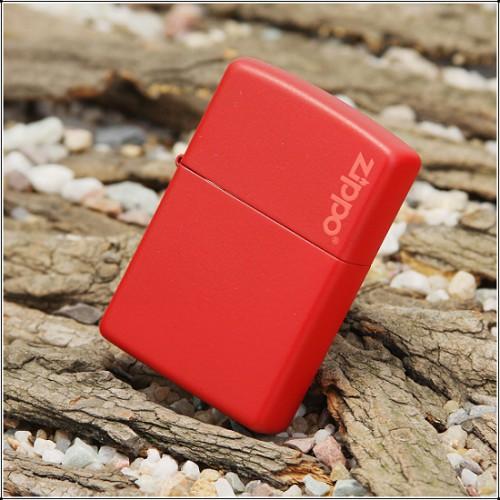 Зажигалка Zippo 233ZL Red Matte