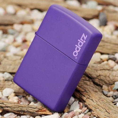 Зажигалка Zippo 237ZL Purple Matte