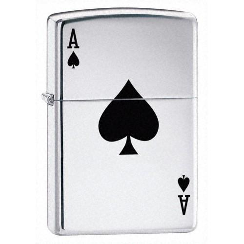 Зажигалка Zippo 24011 Lucky Ace