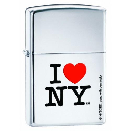 Зажигалка Zippo 24799 I LOVE NY