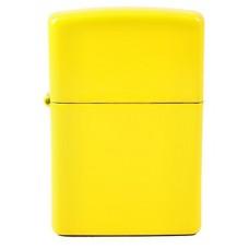 Zippo 24839 Lemon Matte