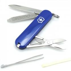 0.6223.2 Нож Victorinox Сlassic синий