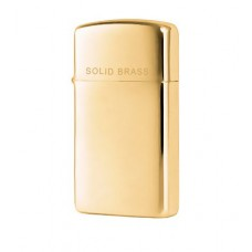Zippo 1654 Slim High Polish Brass