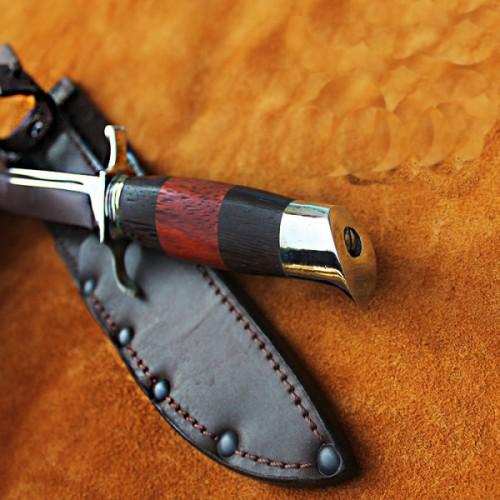 Нож охотничий фин нож финка жигана