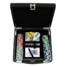 Набор для игры в покер в кейсе