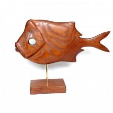 """51004-2К Скульптура """"Рыба №6"""""""