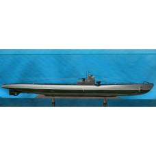 Подводная лодка вpемен войны С-13.