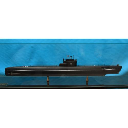 Подводная лодка пр.613 дизельная
