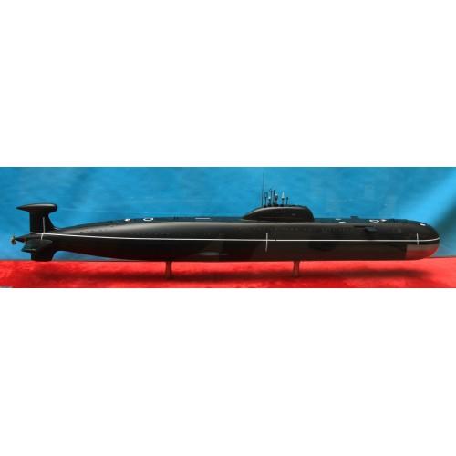 Модель лодки-Атомная подводная лодка пр.671РТМ