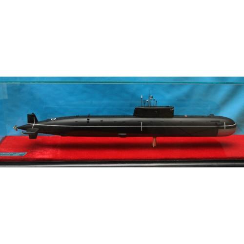 Модель подводной лодки- АПЛ пp.685.