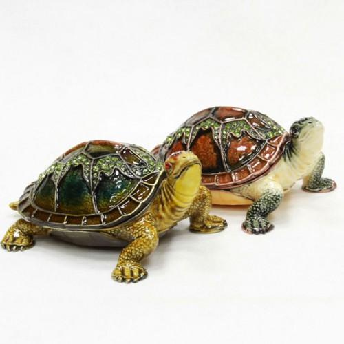 Сувенир шкатулка 621 Черепаха сухопутная