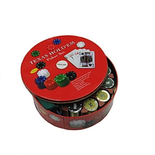 Набор для покера 240 фишек
