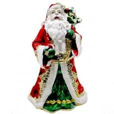 Сувенир шкатулка Дед Мороз 434