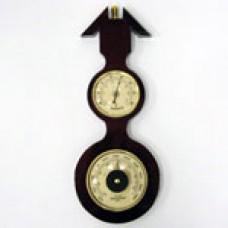 323 Барометр настенный с термометром