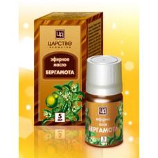 Бергамот-Натуральное эфирное масло во флаконе.