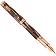 Перьевая ручка Parker Premier Luxury Brown PGT 1876376