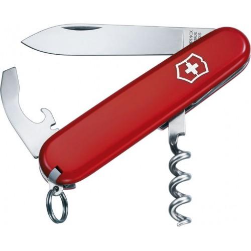 0.3303 Нож Victorinox Waiter красный
