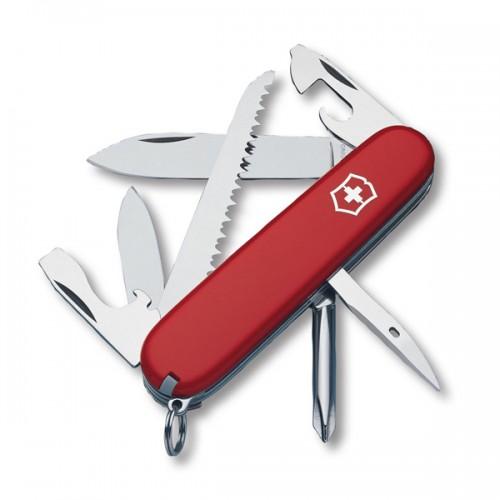 1.4613 Нож Victorinox Hiker красный