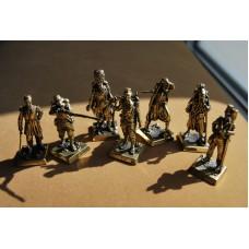 Набор Солдат Французы Крымская война
