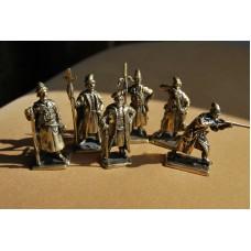 Набор Солдат Русские стрельцы 17 век