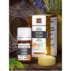 Гвоздика-Натуральное эфирное масло во флаконе.