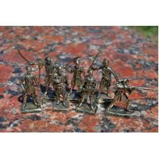 Набор солдат Турецкая армия